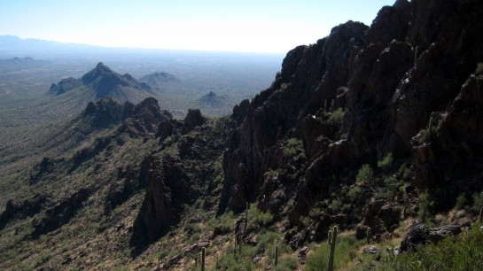 Vulture Mountains